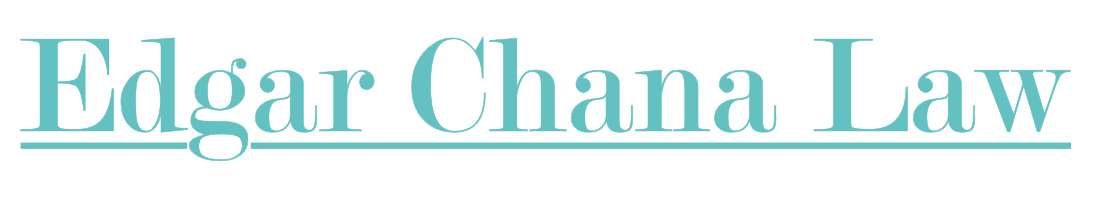 Edgar Chana Law Logo